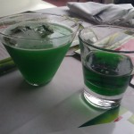 Green-tinted Cocktails for St. Patrick's Day