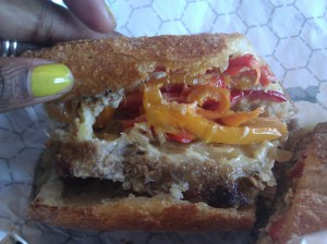 Fredi Meatloaf Sammy